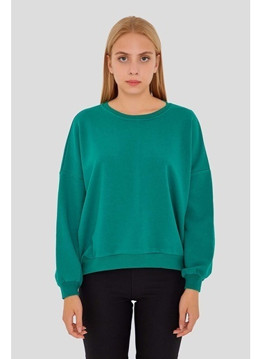 Modaset Sweatshirt Yeşil